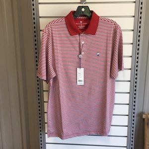 Southern Shirt Company Vicksburg Stripe Polo!